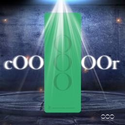 OOO Yogamatta cOOOlOOOr Green