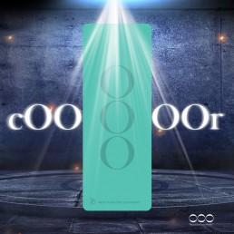 OOO Yogamatta cOOOlOOOr Turquoise